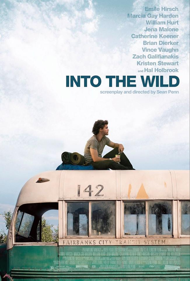 Into the Wild, cover