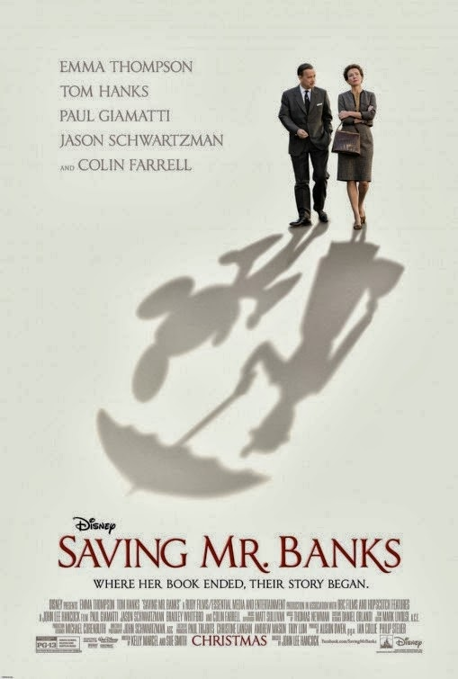 Poster Saving Mr Banks