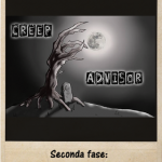 Creep Advisor: parte la seconda fase del concorso per foto e illustrazioni!